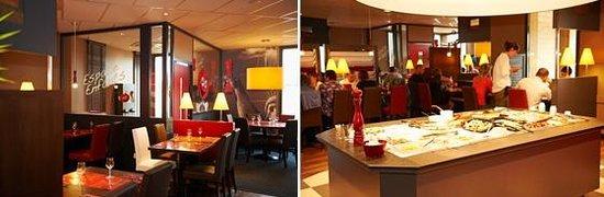 Poivre Rouge Ruaudin: L'intérieur de votre restaurant POIVRE ROUGE Le Mans Sud - Ruaudin