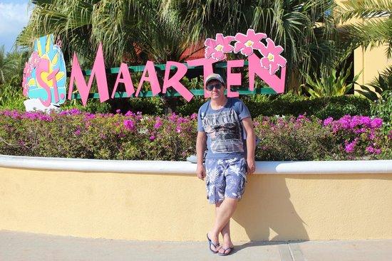 Boardwalk: Local colorido e alegre