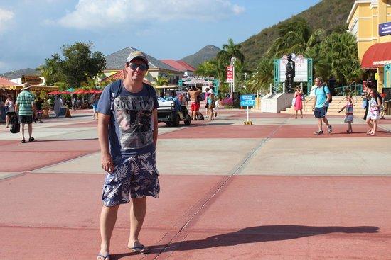 Boardwalk: chegada animada