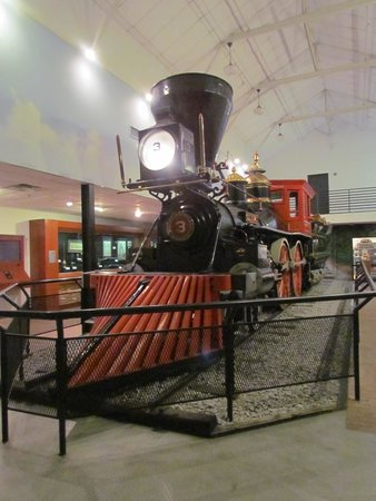 Southern Museum of Civil War and Locomotive History: The General