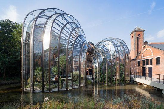 Whitchurch, UK: A Stunning image of the Glasshouses