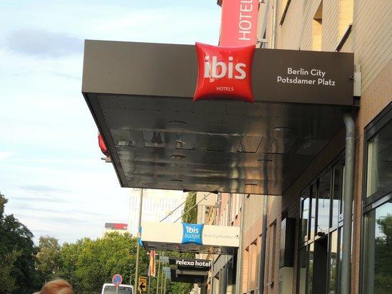 ibis budget Berlin City Potsdamer Platz: Los 2 ibis