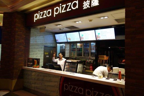 Pizza Pizza Macau