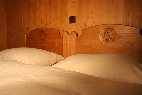 Alpe Fleurie Hotel & Residence: Twin room