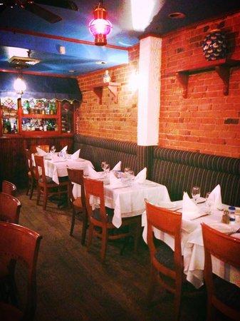 Faros Restaurant Montreal Review