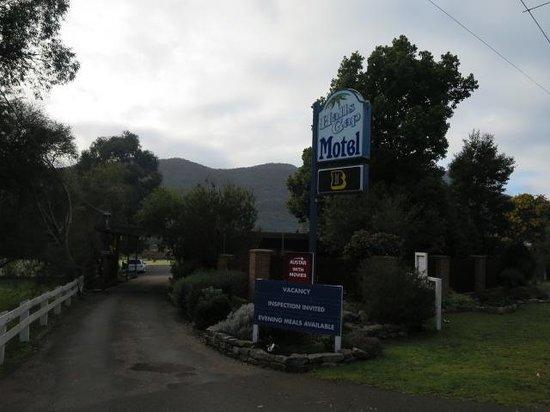 Halls Gap Motel: 外観