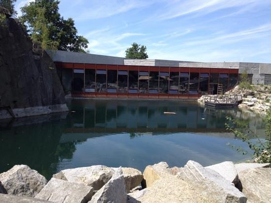 Hauzenberg, Deutschland: Innenteil des Granitmuseums