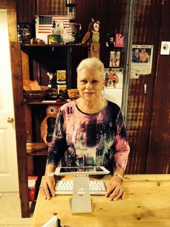 Fort Gibson, OK: Wise Owl's Brenda Hathcoat