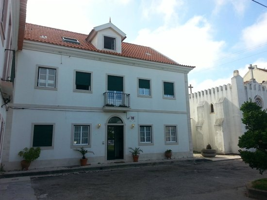 Hotel Jardim Oudinot, Forte da Barra/Jardim Oudinot, Gafanha da Nazaré (Ílhavo)