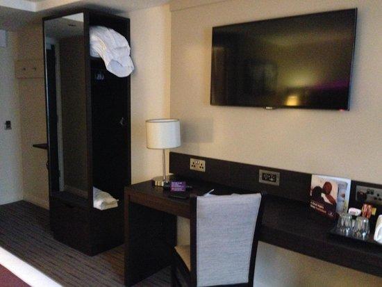 Premier Inn Edinburgh A1 (Newcraighall) Hotel: New decor
