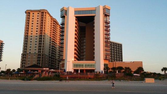 Hilton Myrtle Beach Resort Hotel North Carolina