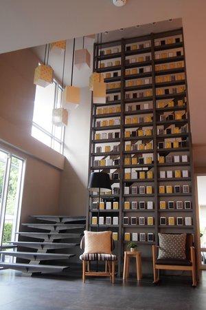 Lemontea Hotel: Ground Floor