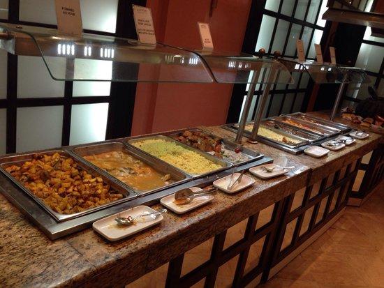 Hotel Laico Hammamet: Nourriture variée à laico 5* hammamet
