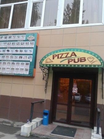 Pizza-Pub