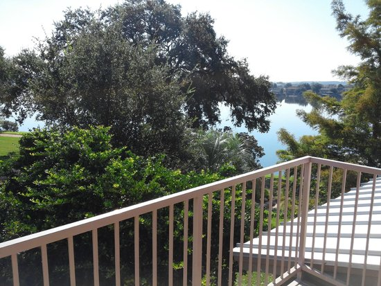 Inn on Lake Granbury: View from private balcony
