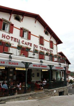 Hotel du Trinquet : Stylish building