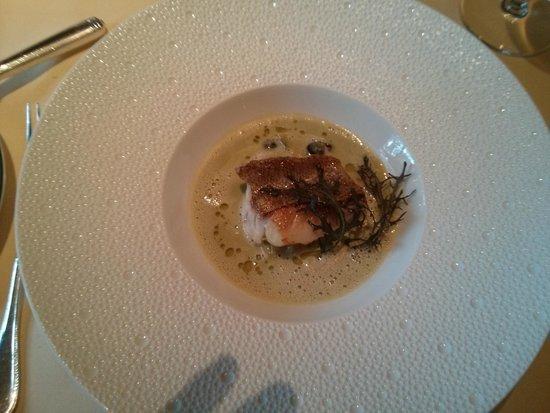 Chez Matsuo: 魚料理