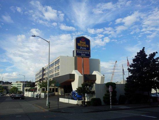Best Western Executive Inn: Hotel