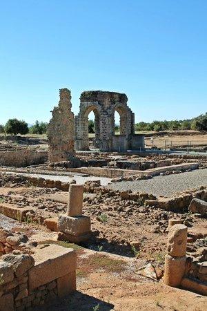 Ciudad romana de Caparra