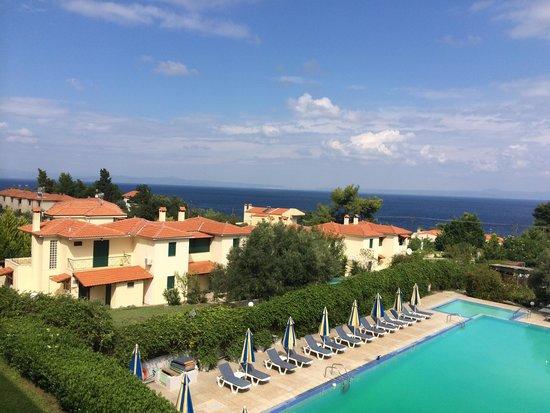 Palladium Hotel: Schöne Aussicht ab Balkon