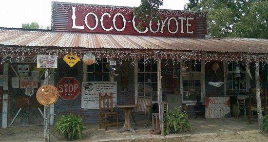 Loco Coyote Grill: The Loco Coyote
