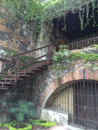 Fiesta Americana Hacienda San Antonio El Puente Cuernavaca: Entrada a habitaciones