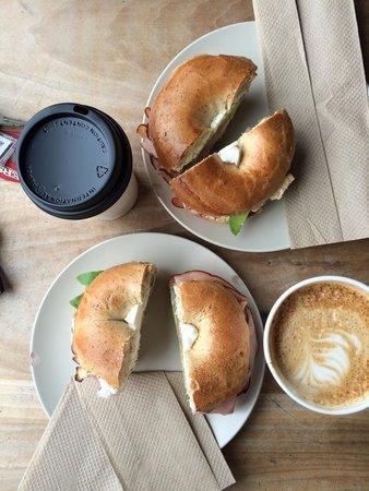 Matching Half Cafe
