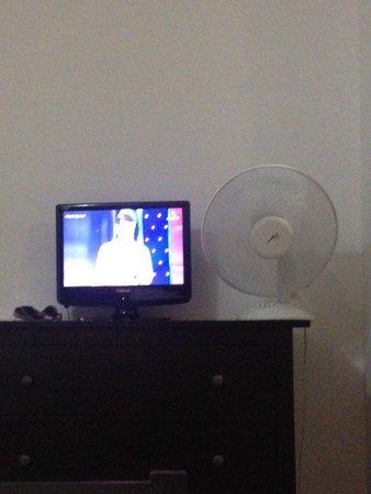 Hotel Adonis Capital: el aire acondicionado