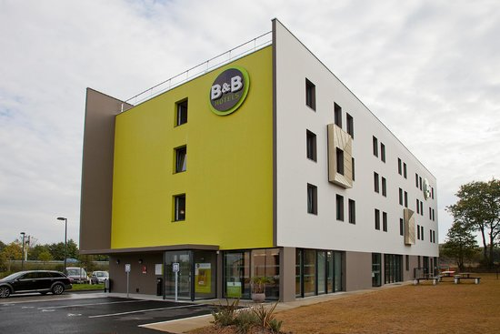 B&B Hôtel Nantes Savenay