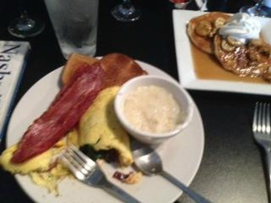 the garden brunch cafe bacon was quality the food was tops im not - Garden Brunch Cafe