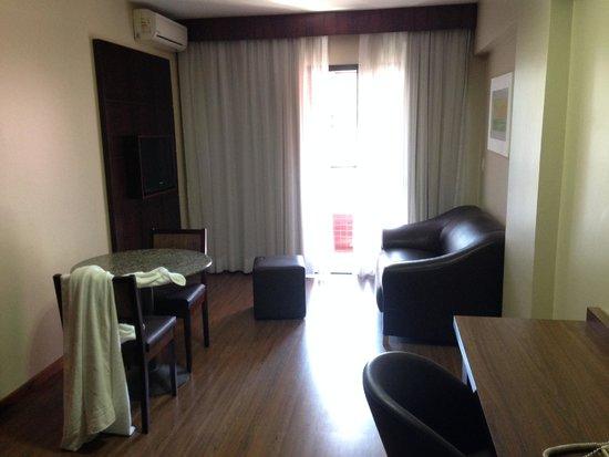 Mercure Curitiba Batel: sala de ester