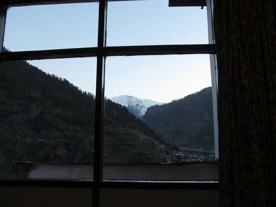 Hotel Snowcrests Manor: view from the room
