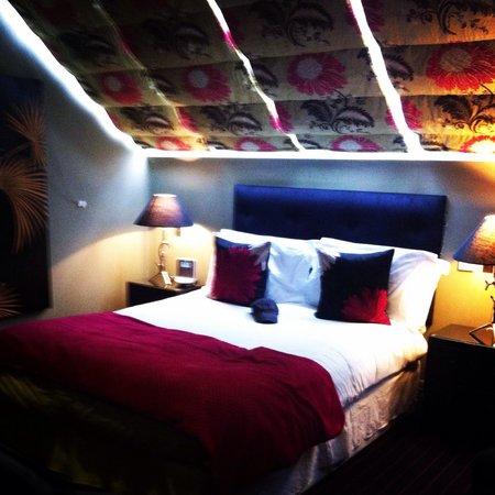 Velvet Hotel: So cozy !