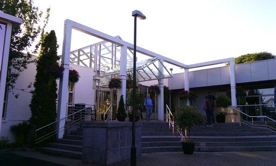 Sligo Park Hotel: Entrada