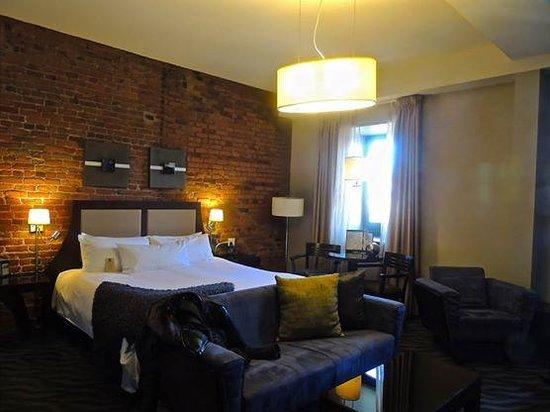 Hotel Nelligan : Petit Suite