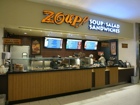Zoup Toronto 200 Front St W Downtown West