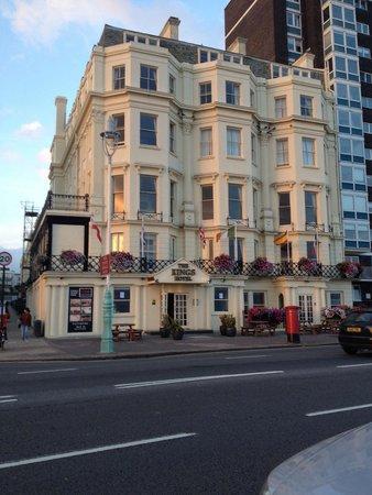 Kings Hotel: Great location!