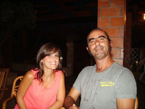 Residence Villalba : Giusy e Giuseppe