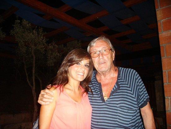 Residence Villalba : Giusy ed io
