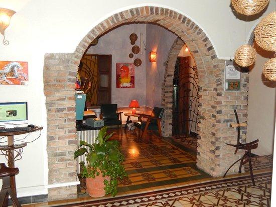 Posada Casa Sol: Recepcion