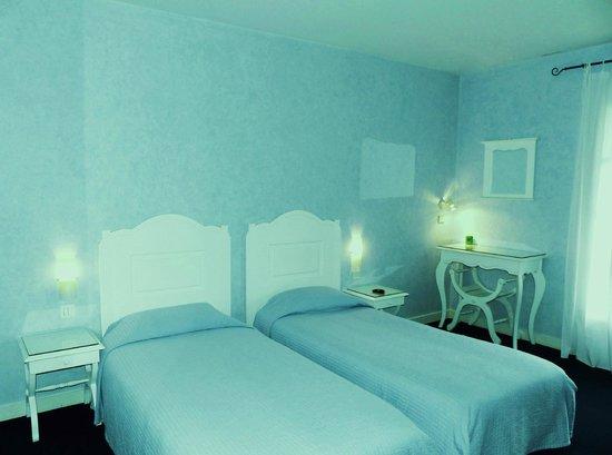La Closerie des Vignes: La chambre bleue