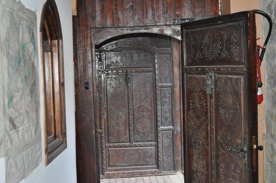 Les Terrasses de Toubkal Lodge : DOOR