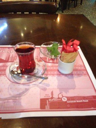 Sultan Baba Iskender: شاي تركي