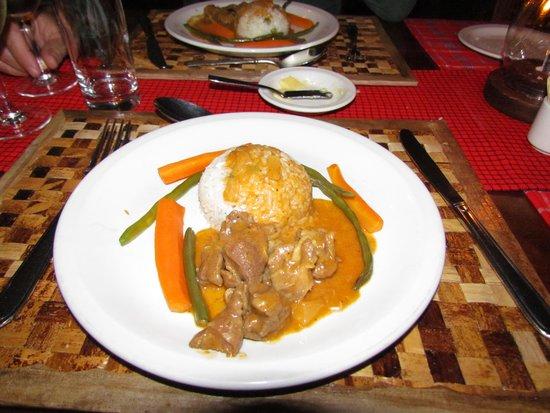 Kirurumu Manyara Lodge: cena