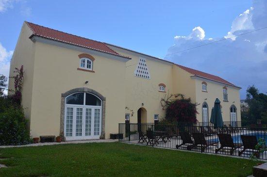 Quinta do Scoto: Vue du bâtiment