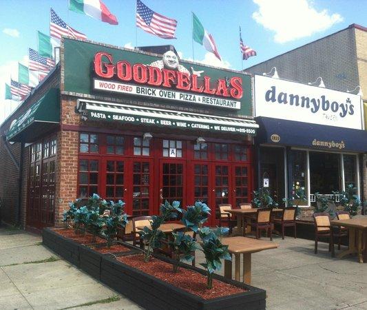 Cafe Goodfellas Menu