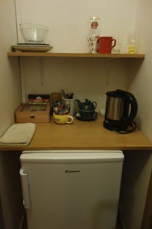 Aparthotel City 5 - little kitchenette