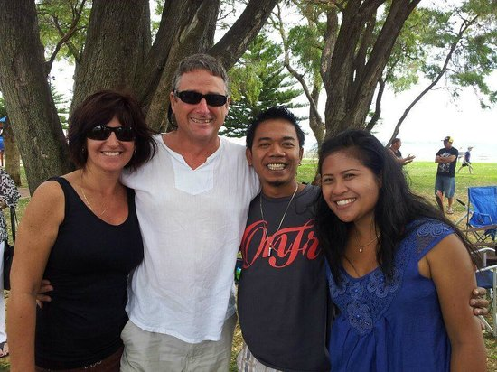 The Bali Driver - Private Tours: Guests quickly become friends