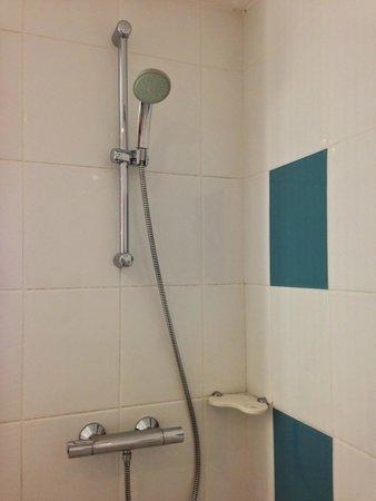 Hotel Novotel Gaziantep : シャワーは水量も良くて気持ち良いです