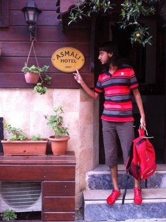Asmali Hotel: Nice hotel